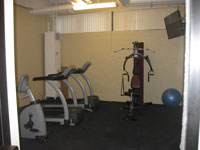Workout Room at The Natick Mills